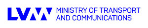 The Ministry of Transport and Communications of Finland logo