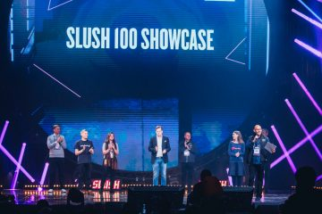 Picture from Slush100 Finals 2017